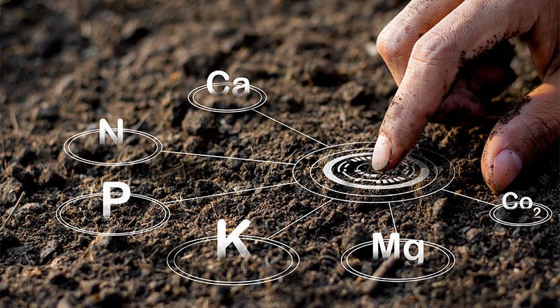 μας δείχνει η ανάλυση εδάφους biomastores.gr
