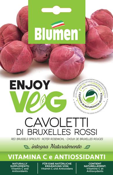κόκκινοι λάχανα Βρυξελών biomastores.gr