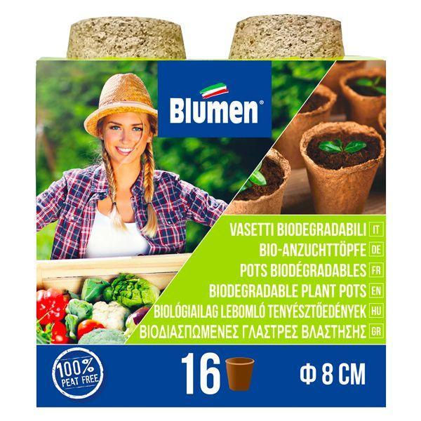16 Στρογγυλά γλαστράκια κοκκοφοίνικα biomastores.gr .