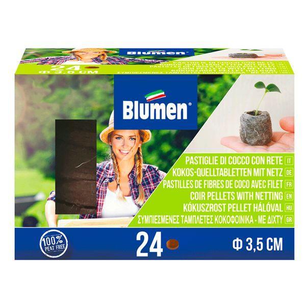 24 ταμπλέτες κοκκοφοίνικα με δίχτυ biomastores.gr